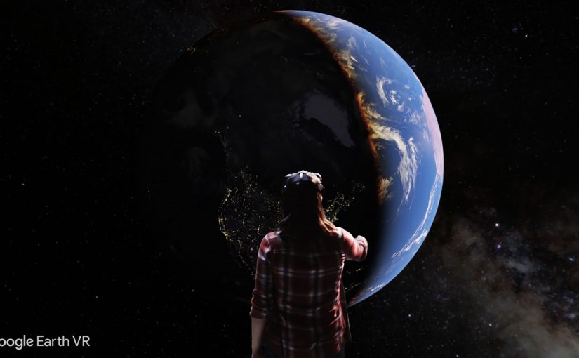La Realidad Virtual Llega a Google Earth