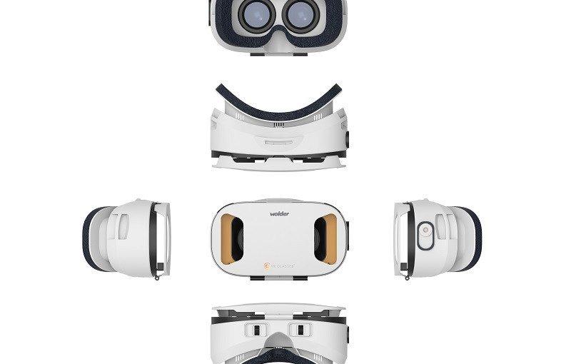 Las Nuevas Wolder VR, Realidad Virtual para Todos