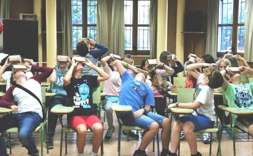 Las Ventajas de la Realidad Virtual en las Aulas