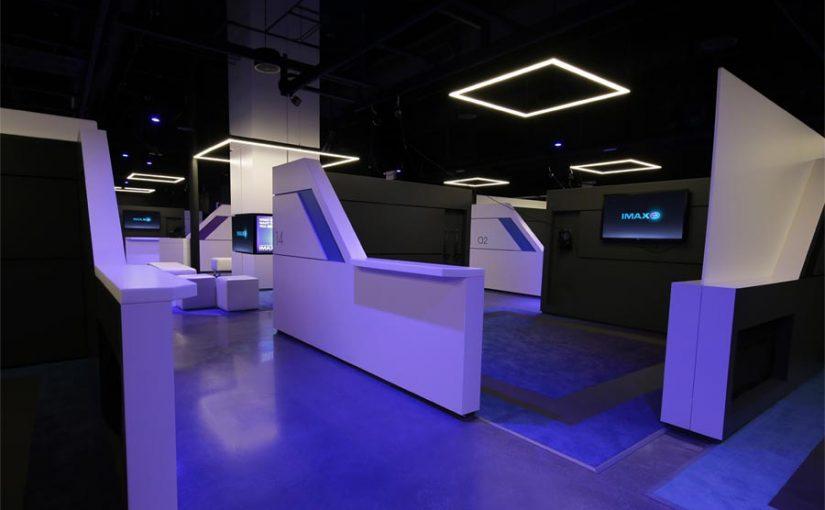 IMAX Abre su Primer Cine VR