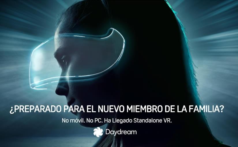 """Google Anuncia sus Nuevas Gafas de Realidad Virtual  """"Standalone VR Headsets"""""""