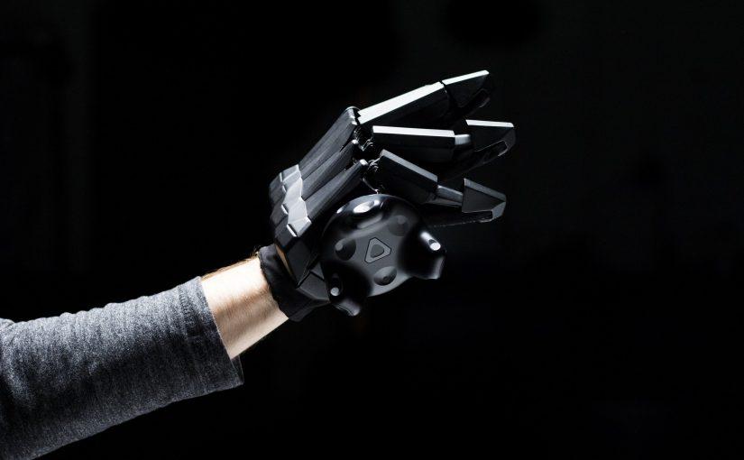 VRGluv: El Primer Guante Háptico para la Realidad Virtual