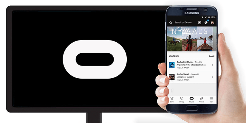 Chromecast para Gear VR – VR Streaming