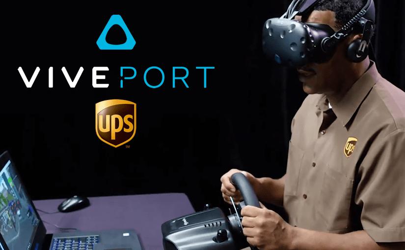 UPS Reinventa la Formación de sus Conductores con la Realidad Virtual