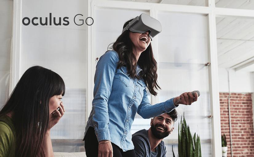 Oculus GO – Realidad Virtual sin Cables, ni Móvil