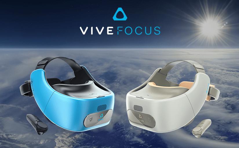 Vive Focus: La Experiencia VR Autónoma Más Poderosa