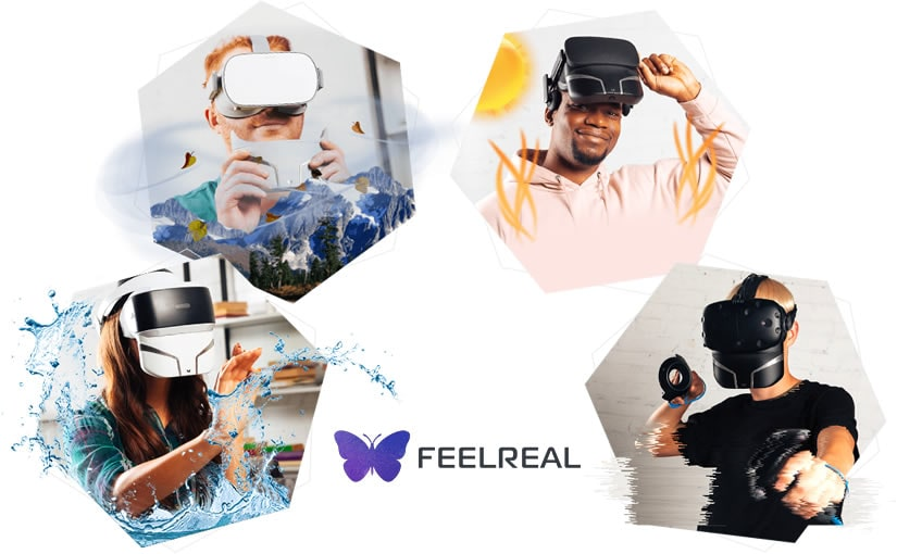 Feelreal Mask: Huele la Realidad Virtual
