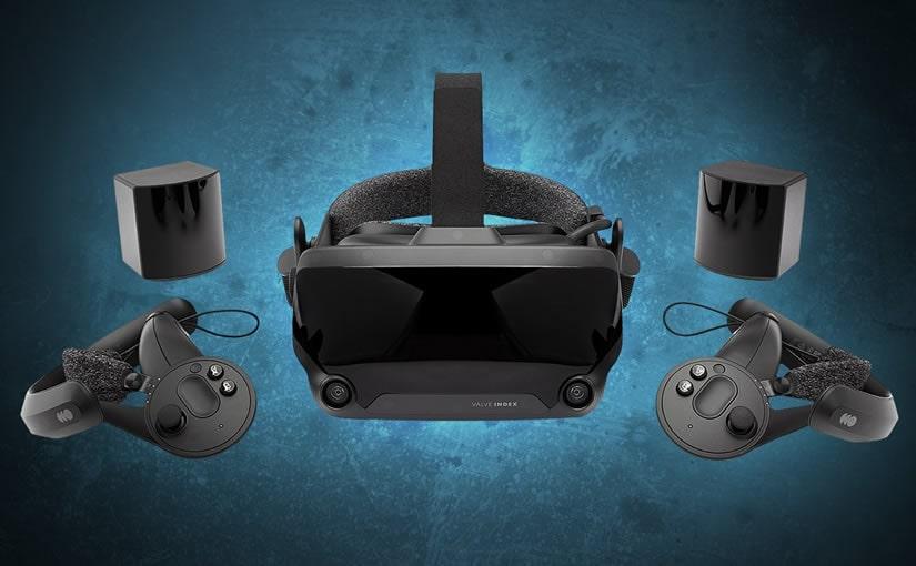 Nuevo Visor Valve Index VR
