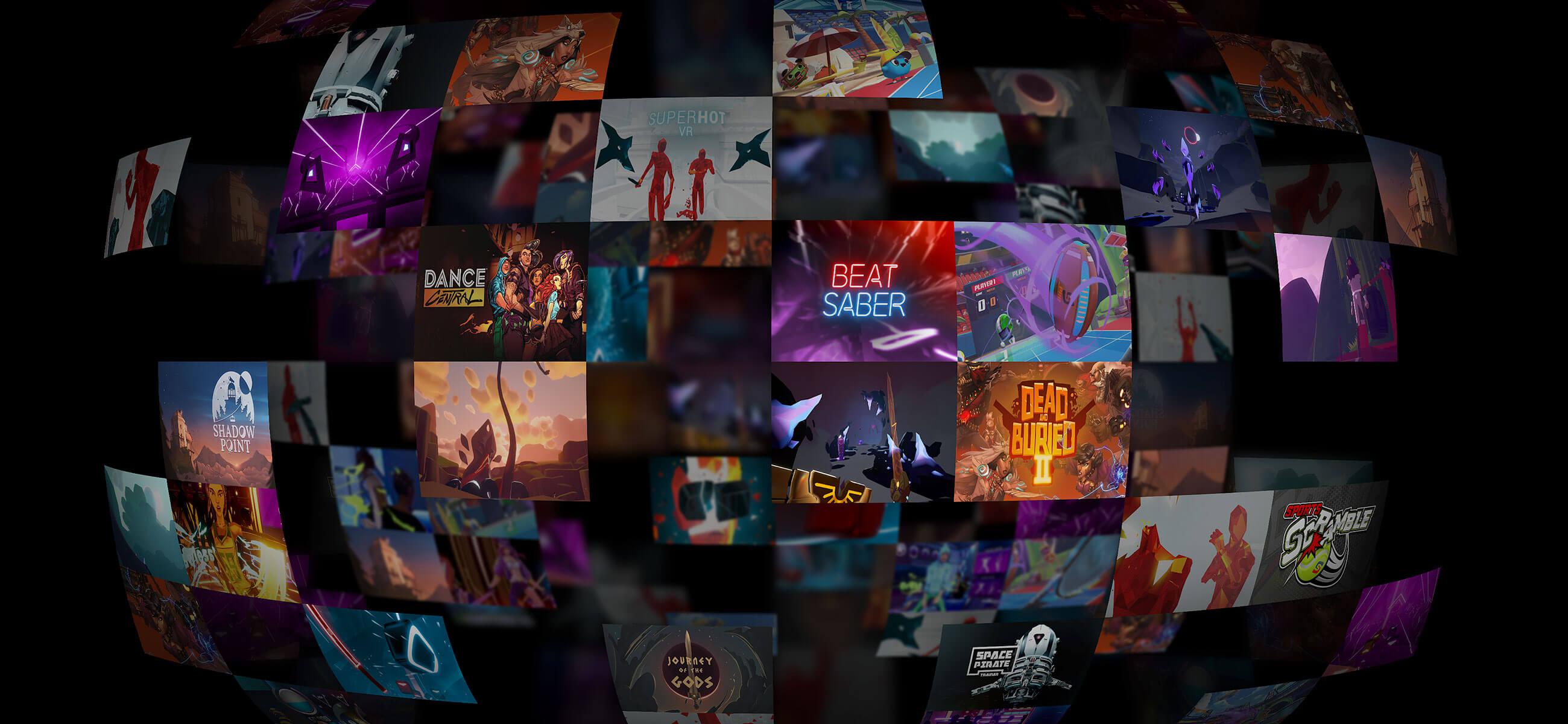 Juegos en Realidad Virtual