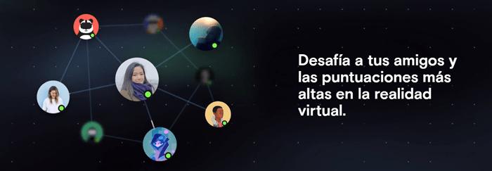 Realidad Virtual Social