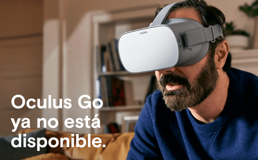 Adios a Oculus Go