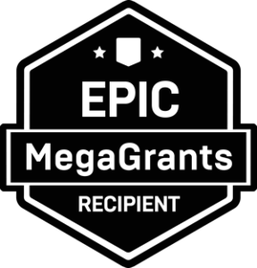 Epic Megagrant Recipient Logo