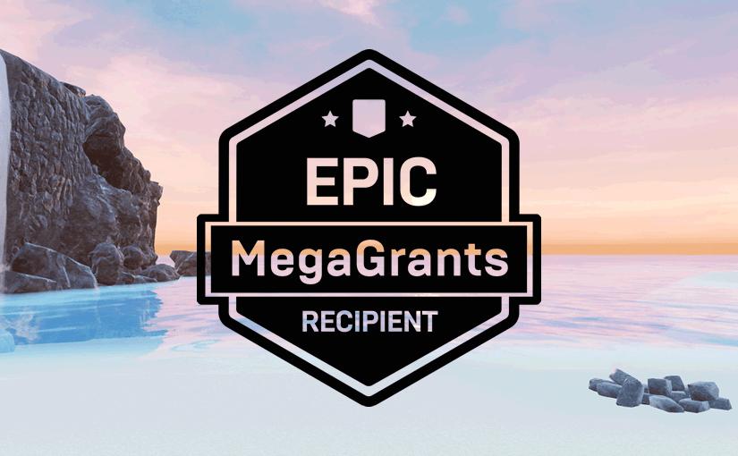 VR Projects Recibe un EPIC MegaGrants